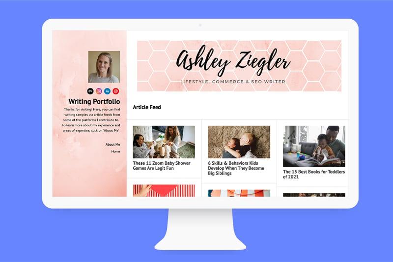 Ashley;s website