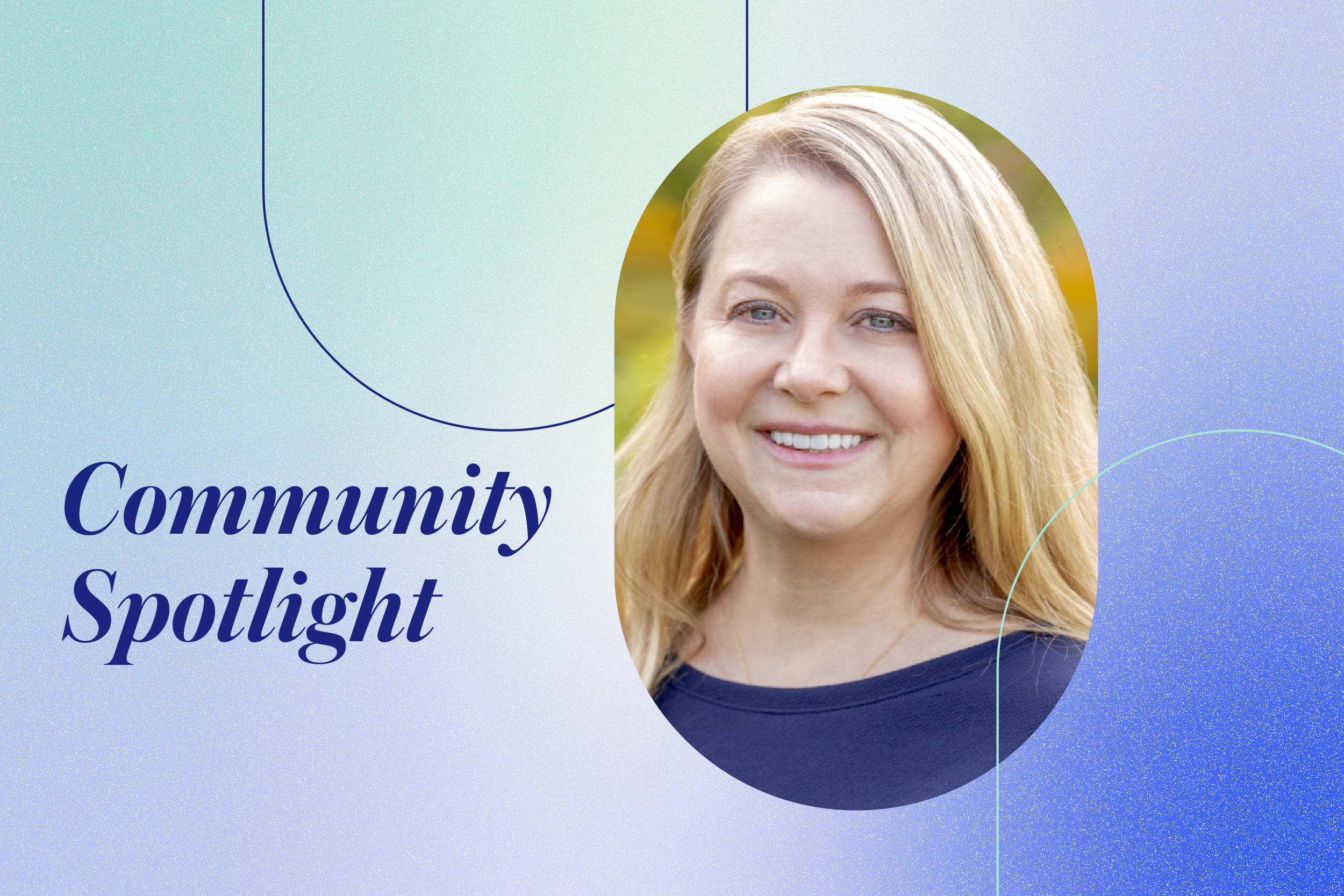 Community Spotlight: Jen Alford