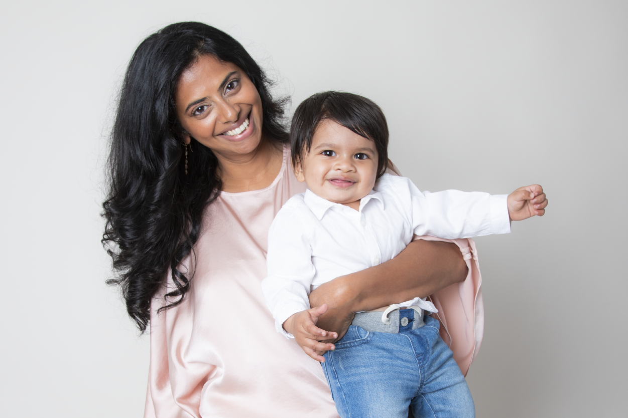 support working moms of color