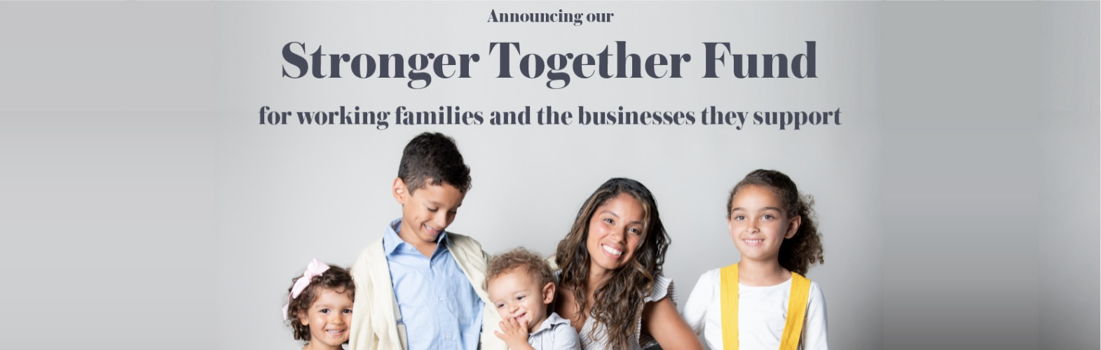 Stronger Together Fund: Announcing our $500K Commitment to Moms & Businesses